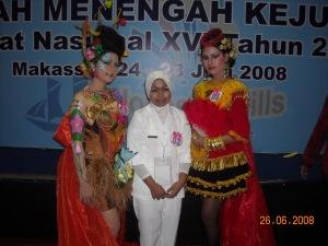 LKS Tkt.Nasional 2008 Di Makasar